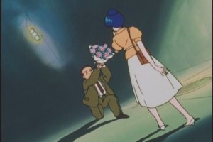 1:16 - Dream of a White Dress! Usagi Becomes a Bride