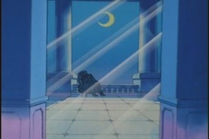 1:22 - A Romance Under the Moon! Usagi's First Kiss