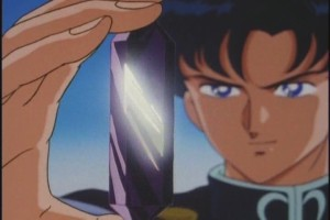 1:41 - I Won't Run From Love Anymore! Ami and Mamoru's Showdown