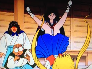 Rei won the gold medal in Olympic Being-A-Bitch-To-Your-Friends