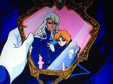 Oh this isn't a master-slave example, Zoisite just has crippling polio and a penchant for grabbing Kunzite's boob