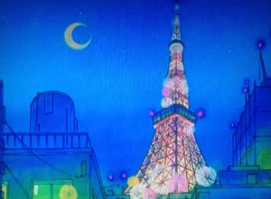 A Freudian could make the case for phallic imagery being prevalent throughout Sailor Moon