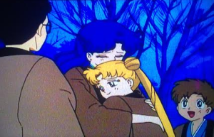 """Oh hey Usagi. That was a little weird. Let's never bring this deeply traumatic and supernatural event ever again."""