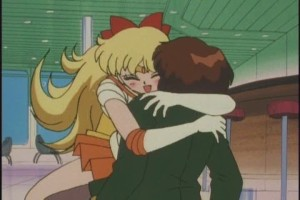 """Oh Katarina! I was so close to letting Sailor Moon throw a tiara into your face!"""