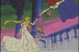 Come on Princess Serenity, at least put up a little fight. Bitch gon' slash yo' face!