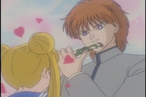 Because women instantly fall for men with creepy eyes licking a flute