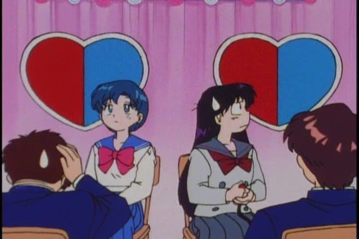 This is my favourite bit. Rei appears to have the hots for cold, damp Ami