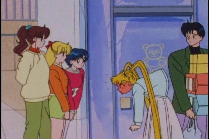 """Hey Usagi, did you tap that yet?"""