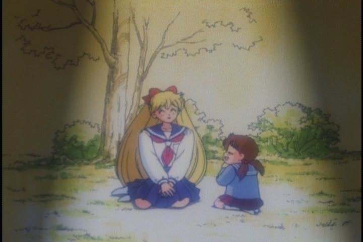 """Listen Minako, we can't see so much of each other anymore. I'm worried that you're beginning to get codependent, and I've got some important finger painting I have to work through."""