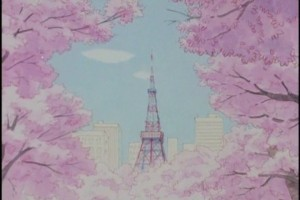 Sailor Moon Drinking Game Rule #1 - Take a shot whenever Tokyo Tower is shown