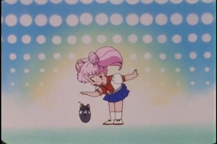 """Luna-P! Turn into a shotgun!"""