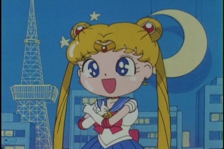 """Don't forget to punish your parents if they don't buy you a Sailor Moon doll!"""