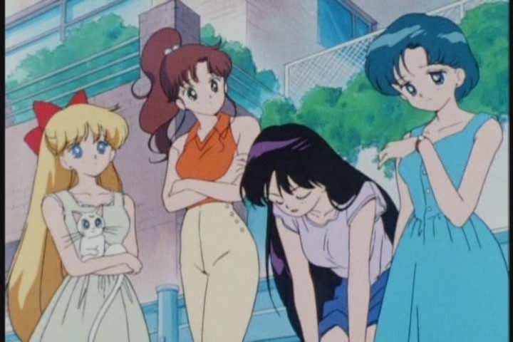 Maybe they should just stop expecting Usagi to turn up anywhere? They never learn from this