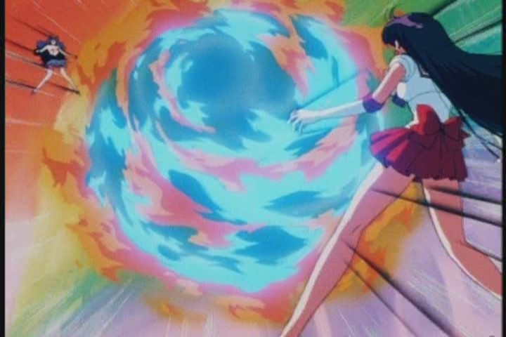 Sailor Mars Vs Koan