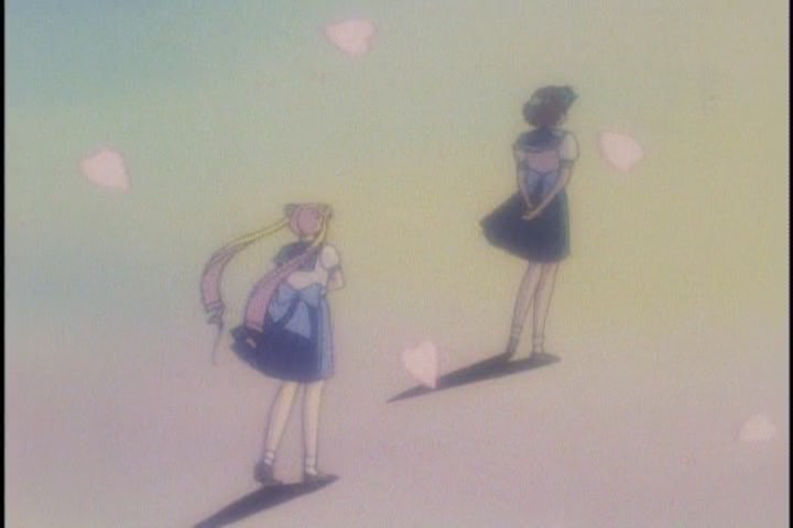 Yes, we understand that Usagi would be sad if Ami left, We dont need a dream sequence for that