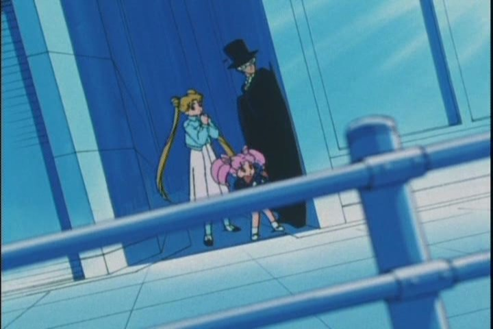 """I know I should be really worried for your friends, Usagi, but Ive just stepped in an old burrito and thats more of a pressing issue."""
