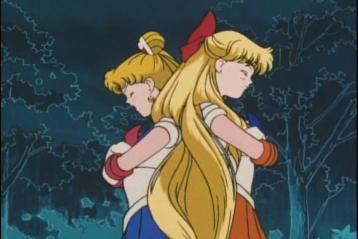 Wow, shes totally worth it. Poor Sailor Moon is getting swamped in that stuff