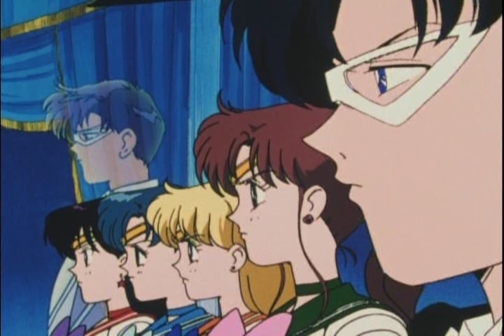 """SAILOR MOON."" ""SAILOR... MOON."" ""SAILOR MOON!"" SAILOR MOON"" ""You're not helping, guys."""