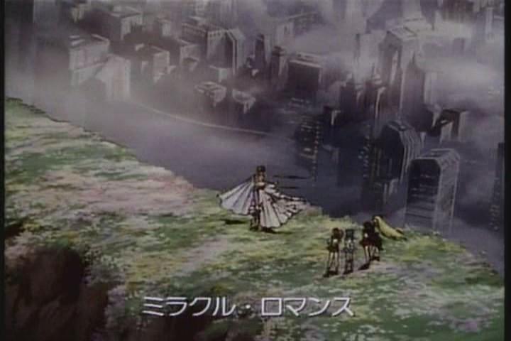Sailor Moon R Opening - Crystal Tokyo ending