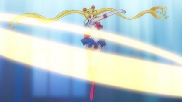 Sailor Moon Crystal - Moon Tiara Magic