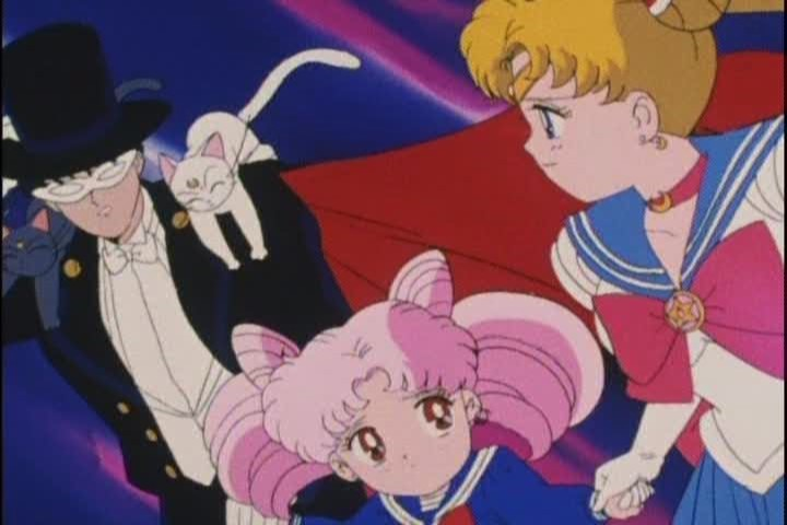 """""""You suck, Sailor Moon. I'll take my chances in the infinite void of time by myself."""""""