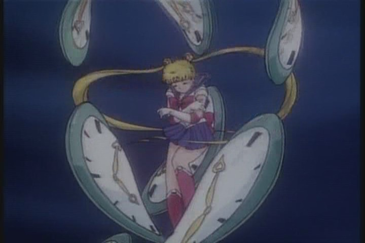"""Piss off Usagi. This is MY opening."""