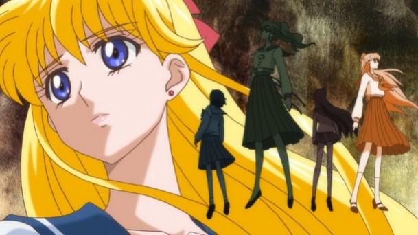 Sailor Moon Crystal - Minako