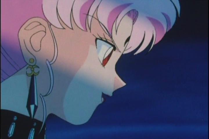 "I like how she refers to Sailor Moon as ""the noisy one"""