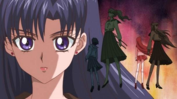 Sailor Moon Crystal - Rei