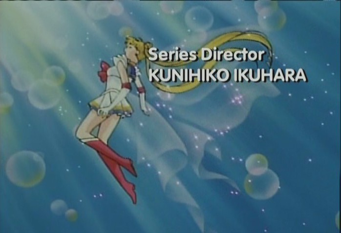 Sailor Moon S opening