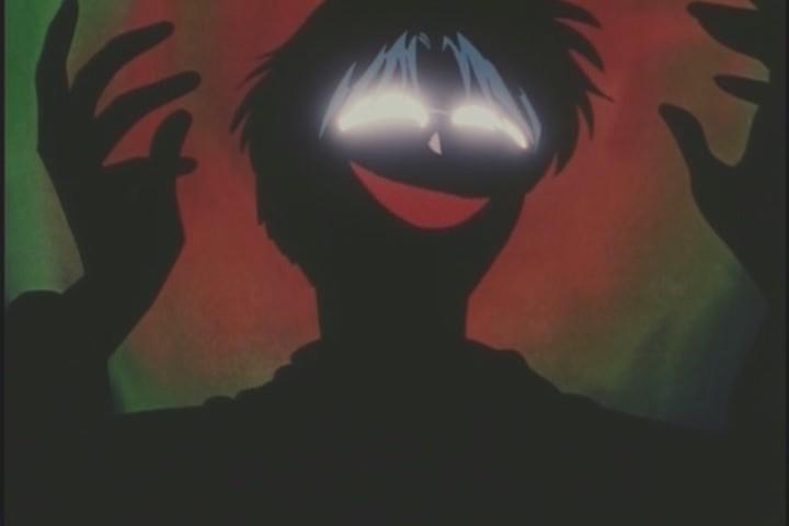 Professor Tomoe maniacal