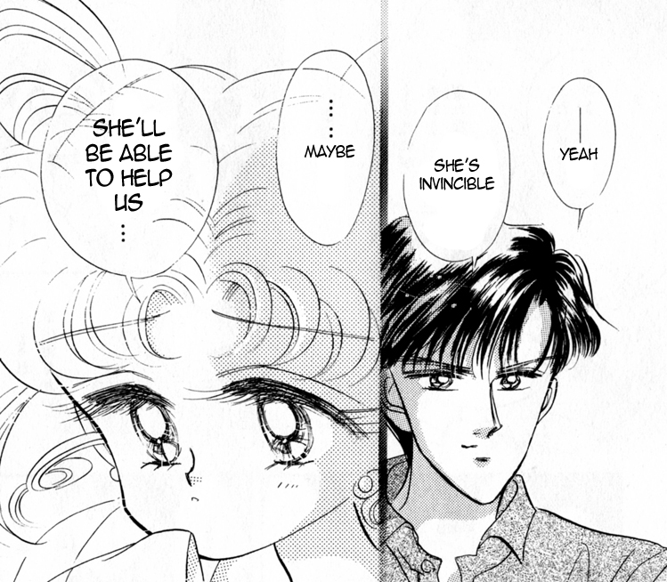 What a sweet relationship, There's no way they could make this creepy and sexual later on in the manga, right?