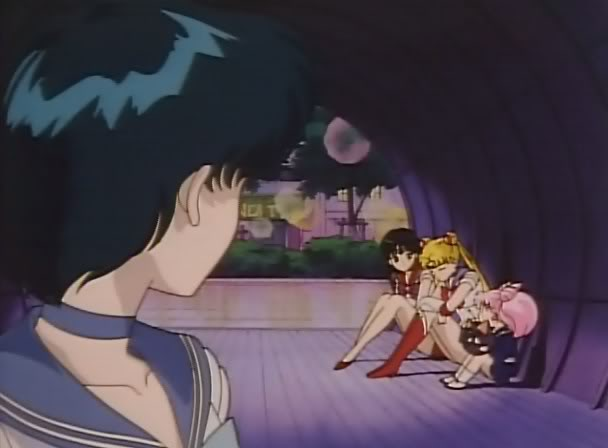 """Dude, get the fuck up. We're heard all this bullshit before. You KNOW you'll go save Mamoru."""