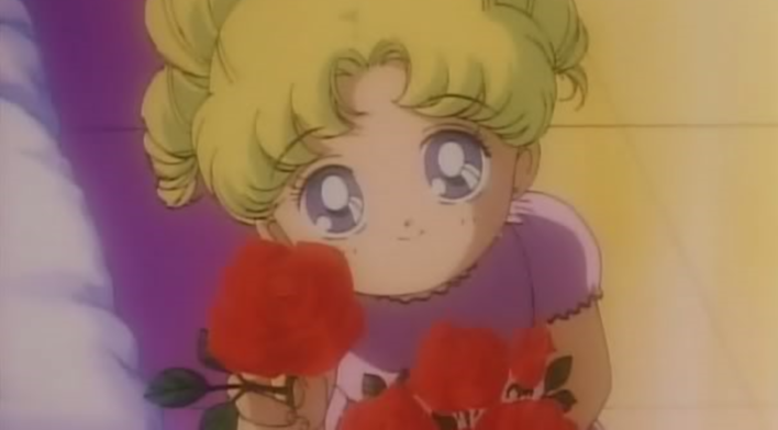 Sailor Moon R: The Movie - Toddler Usagi