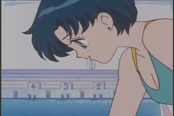 """Public swimming pools are so much nicer since 96 of the population were killed by that deadly virus."""