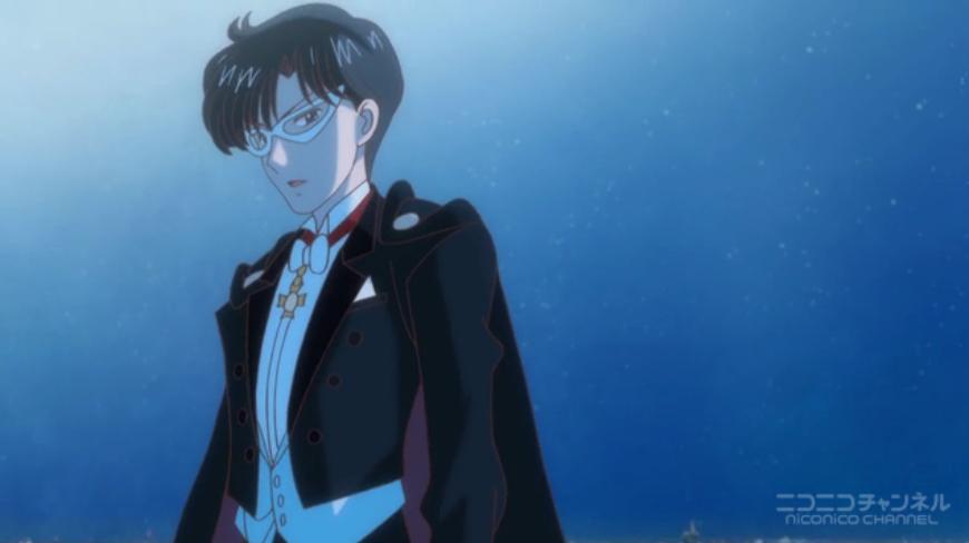 Sailor Moon Crystal - Tuxedo Kamen