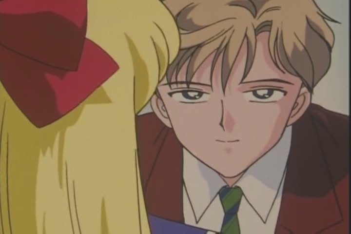 That's the closest we're getting to a troll face in Sailor Moon