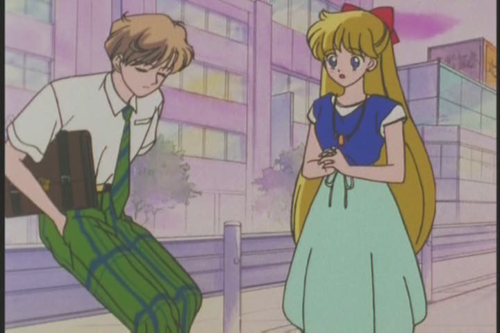 Minako is literally the worst at reading people. Just look at that body language