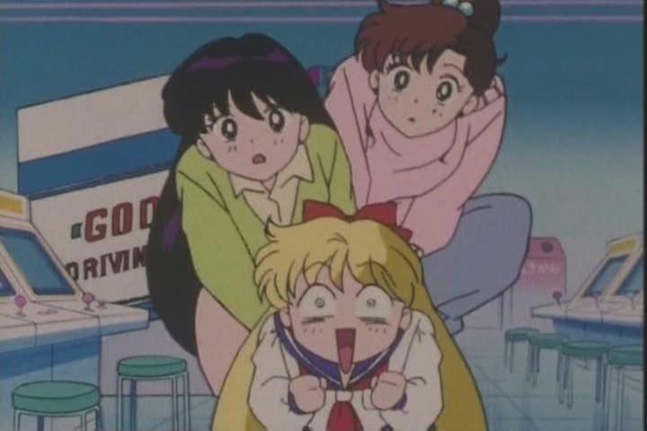 Minako devestated