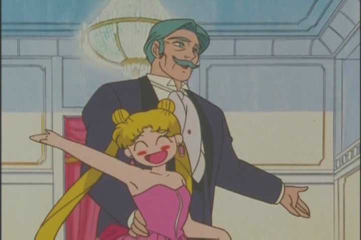 This is why they invented the buddy system. RUN, USAGI