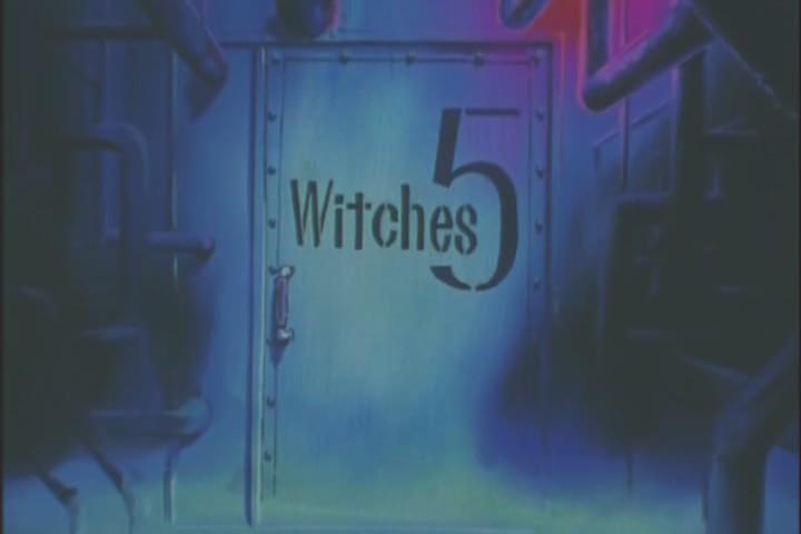 The Witches 5 door