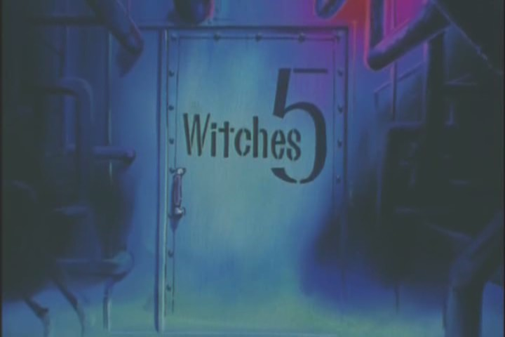 The Witches 5 door