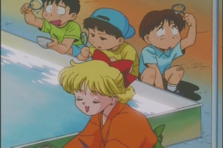 Today I've learned not to piss off Rei and Minako. And probably the rest of the Senshi, too. Even Ami
