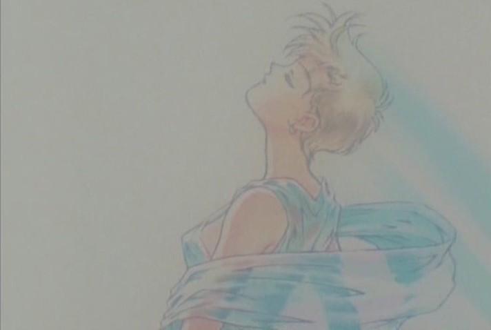 Haruka's saucy portrait