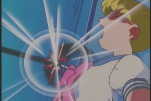 3:12 - Usagi in Tears! Glass Shoes for her Birthday
