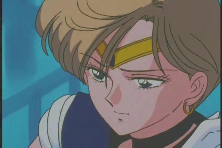 """...but you'd have to be crazy to think that Usagi was Sailor Moon just because they have the same hair and voice and have never been in the same room at the same time."""