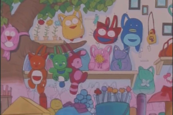 Guys, I really want to be in this store right now. Why is everything so goddamn kawaii?