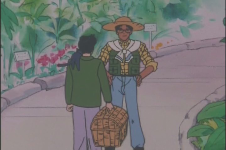 """""""Hey bro, could you sell me some weed? This greenhouse can't all be for roses."""""""