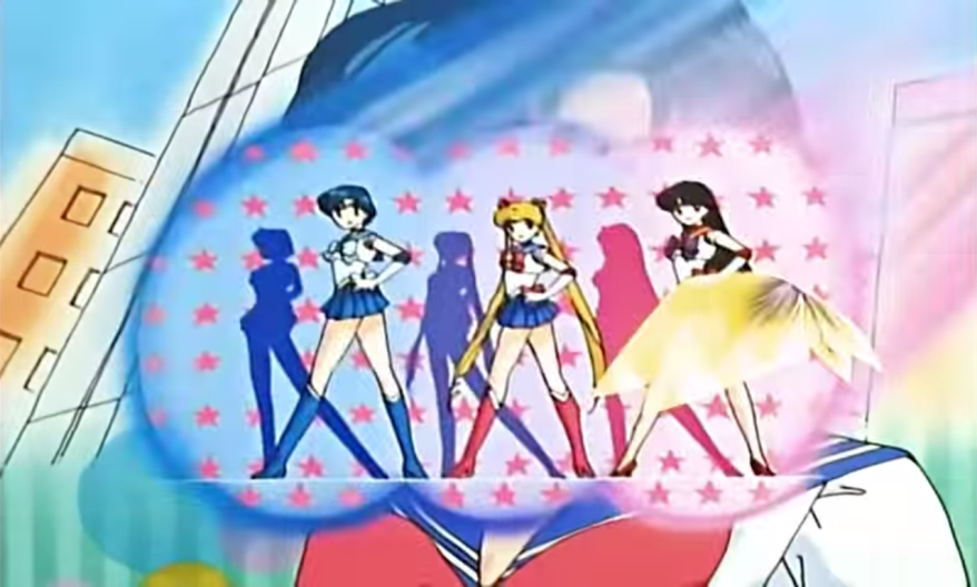 Sailor Moon S - opening 3