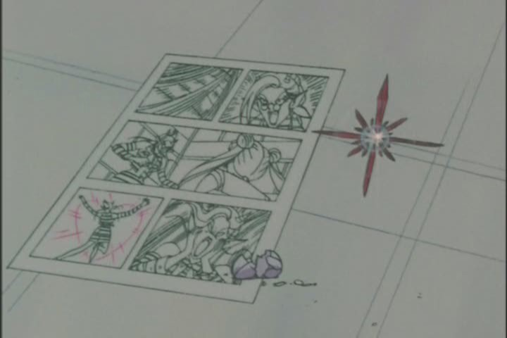 Sooooo... who the hell drew this? Why was it just lying around the Death  Busters lab?